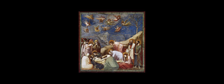 Fotografia: Opłakiwanie (Giotto)