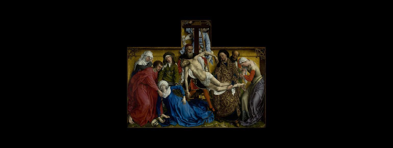 Fotografia: Zdjęcie z krzyża, Rogier van der Weyden