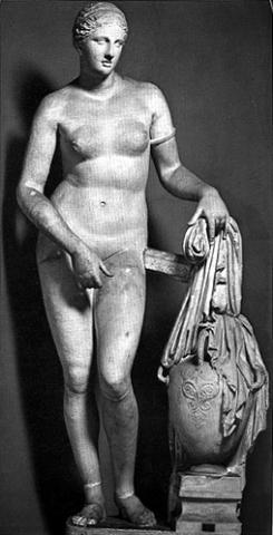 Fotografia: Afrodyta z Knidos Praksytelesa
