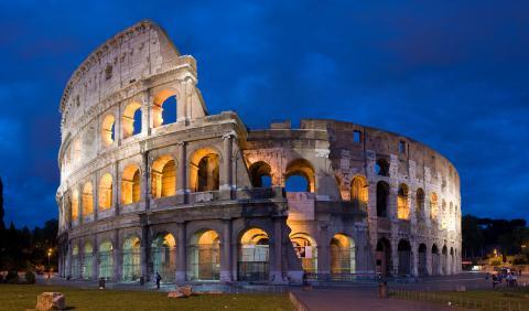 Fotografia: Amfiteatr Flawiuszów – Koloseum