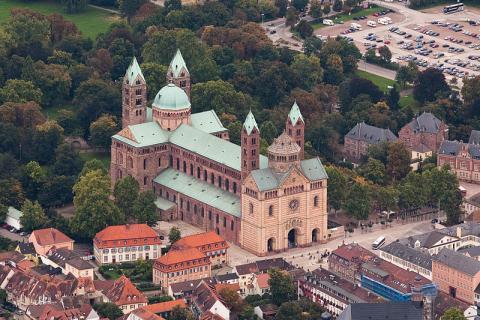 Fotografia: Katedra Wniebowzięcia Najświętszej Marii Panny i św. Szczepana w Spirze